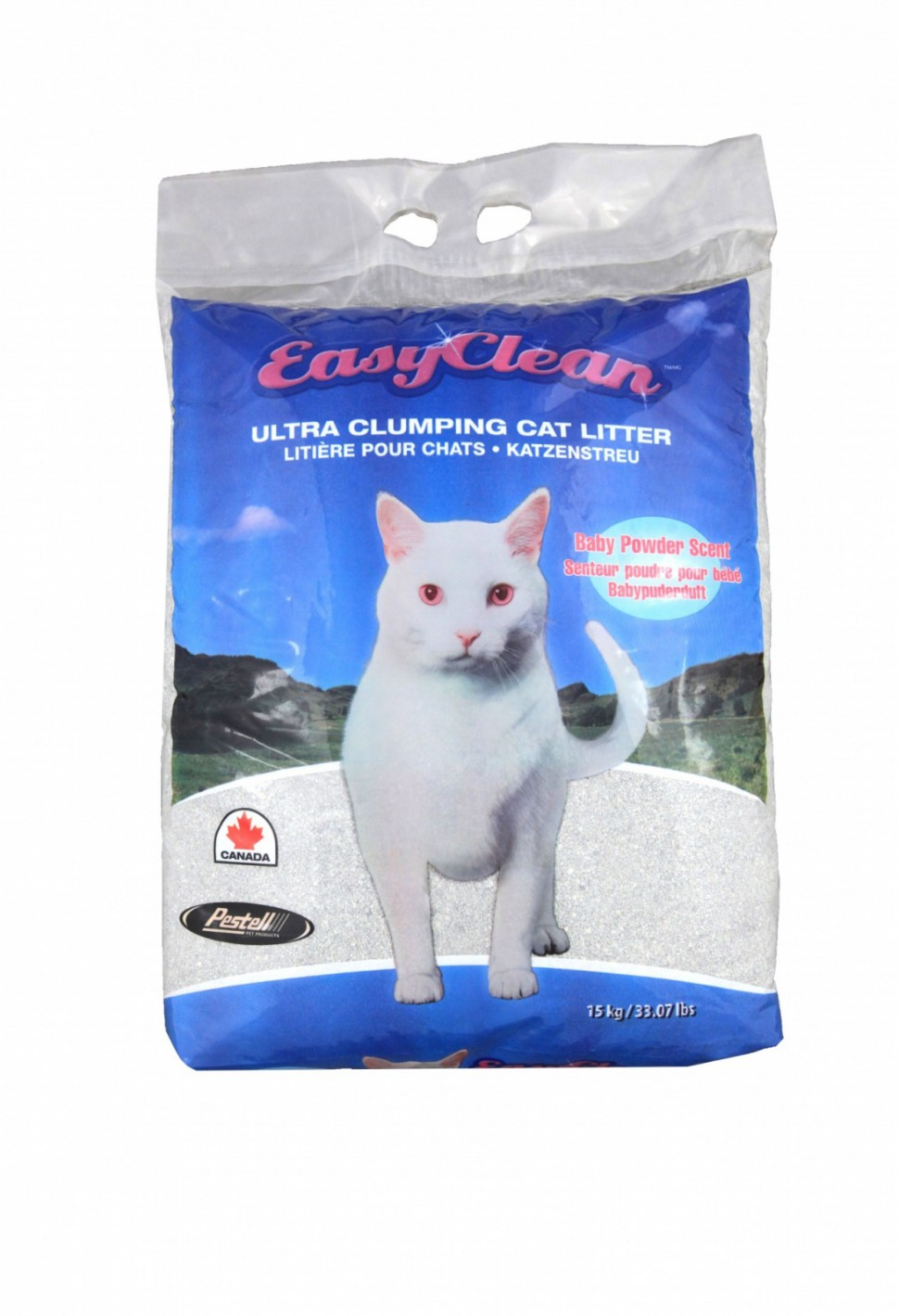Arena Sanitaria Easy Clean 15 Kg
