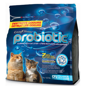 Arena Sanitaria Easy Clean Probiotic 15 Kg
