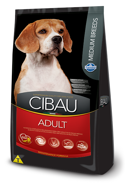 Cibau Adult  Medium Breed 15 Kg