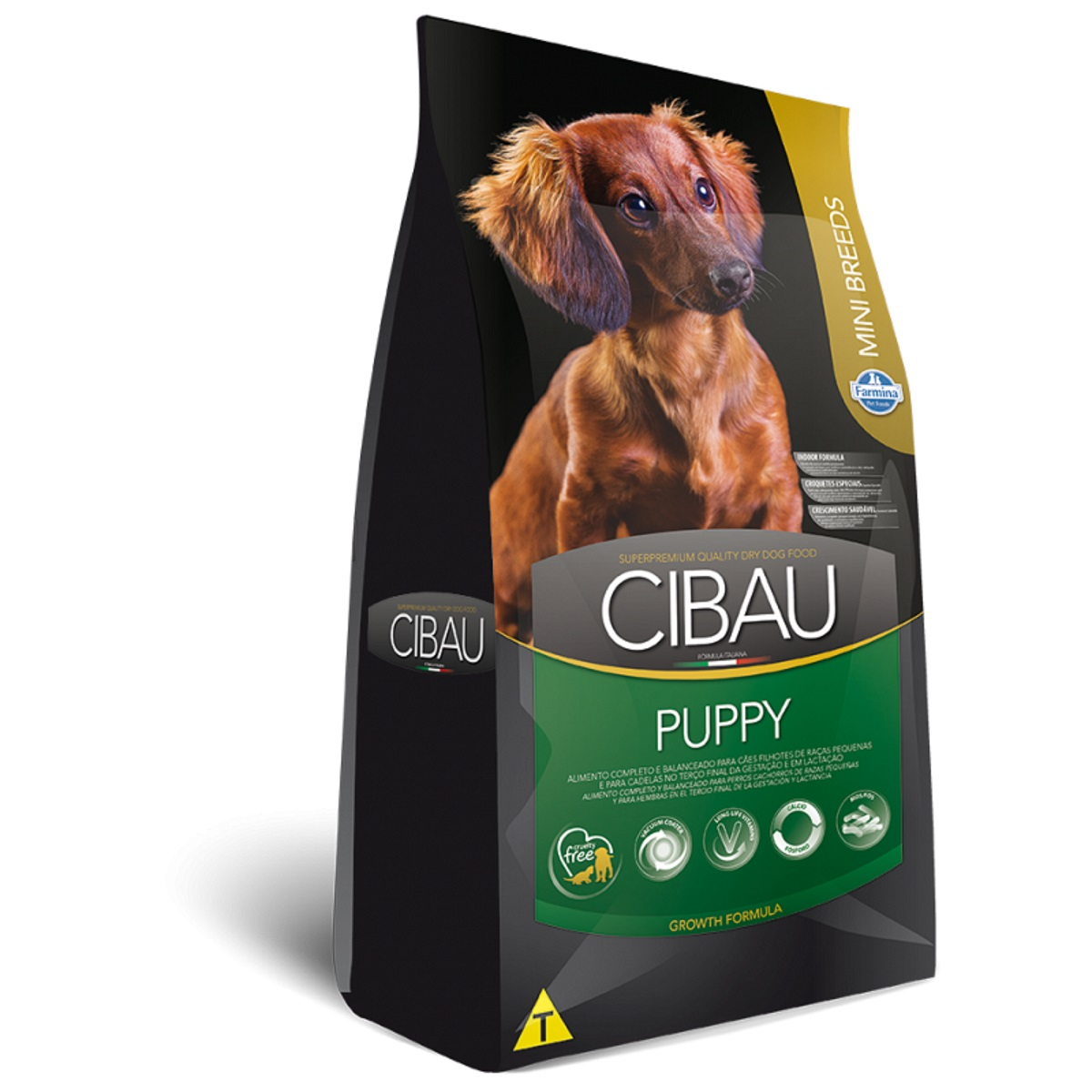 Cibau Puppy Small Breed 3 Kilos