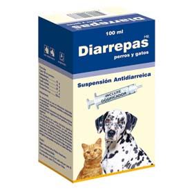 Diarrepas Susp Oral 120 Ml