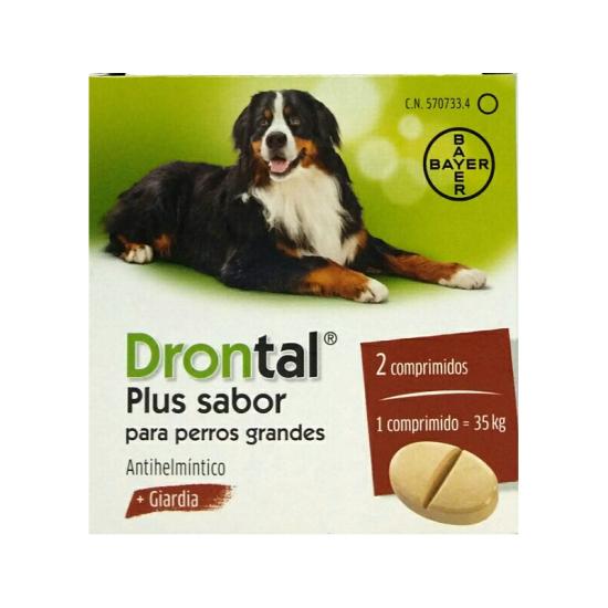 Drontal para 35 Kilos