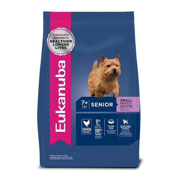 Eukanuba Adulto Senior Small Bite de 3 Kg