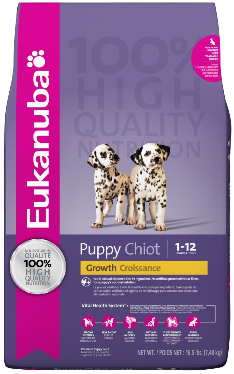 Eukanuba Puppy Medium Breed 15 Kilos