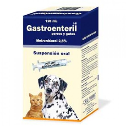 Gastroenteril Susp Oral 120 Ml