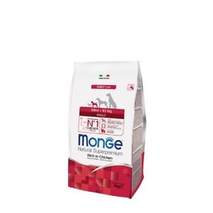 Monge Mini Adulto 3 Kilos