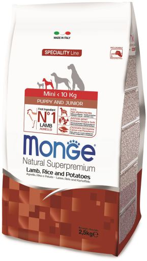 Monge Mini Junior 3 Kilos