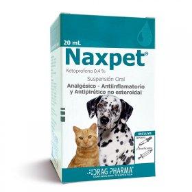 Naxpet Suspensión Oral