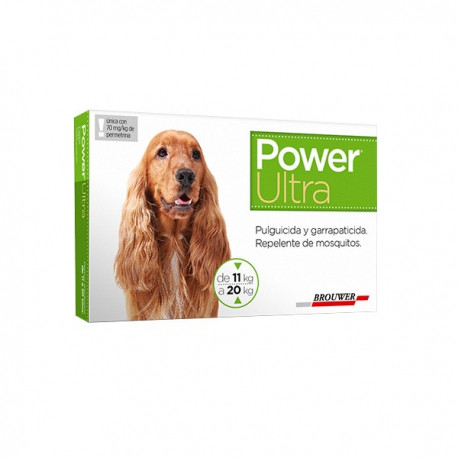 Power Ultra de 11 a 20 Kilos