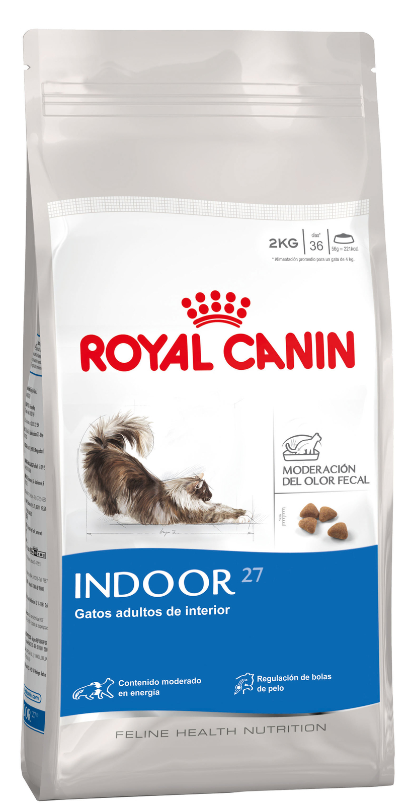 Royal Canin Feline Indoor 27 2 Kg