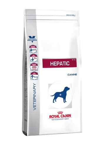 Royal Canin Hepatic 10 Kilos