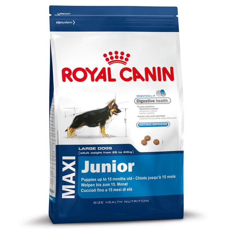 Royal Canin Maxi Junior 15 Kilos