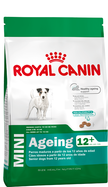 Royal Canin Mini Adult Ageing +12