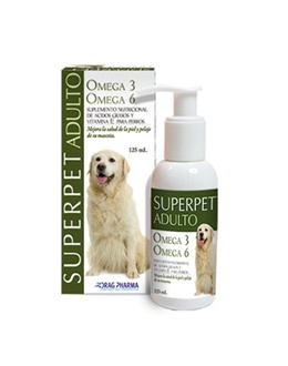 Superpet Omega 6-3 Adulto 125 Ml