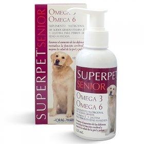 Superpet Omega 6-3 Senior 125 Ml